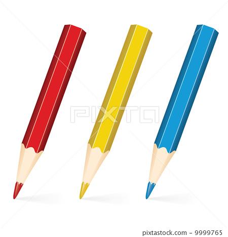 colored pencils 9999765