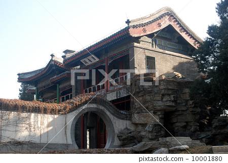 北京陶然亭公园--清音阁 10001880