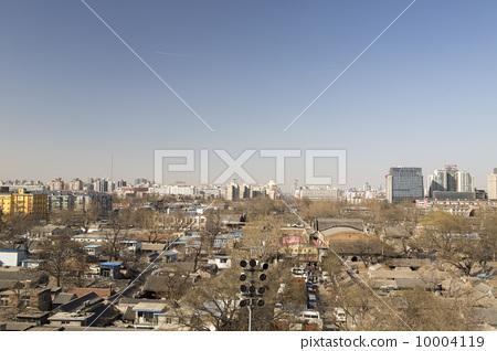 北京街景 10004119