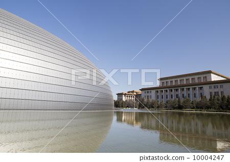 國家大劇院和人民大會堂 10004247