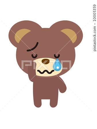 곰 [등신의 동물 시리즈] 10005359