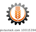 agriculture, symbol, illustration 10015394