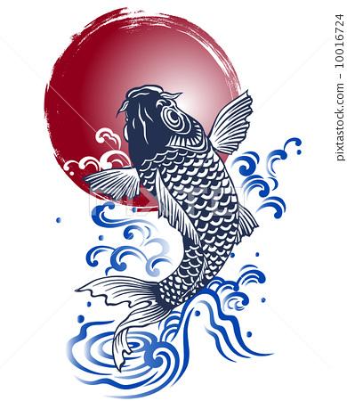 彈跳鯉魚 10016724