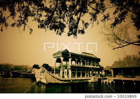 北京頤和園石坊 10019869