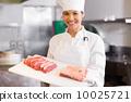 raw, kitchen, meat 10025721