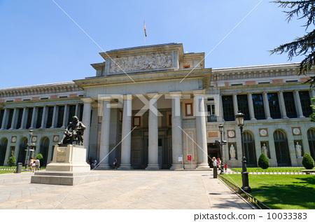 西班牙馬德里普拉多博物館 10033383