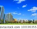 公寓 住宅區 居住區 10036355