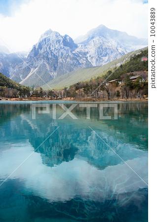 玉龍雪山與藍月谷 10043889