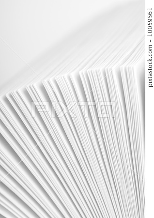 Close-up of open business catalog 10059561