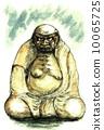 daruma, tumbler, sketch 10065725