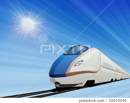 E7 Series Shinkansen 10070056