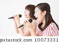 노래, 친구, 노래방 10073331