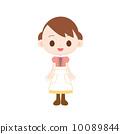女孩 較年輕 兒童 10089844