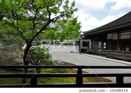 Scenery of Kyoto Nanzenji Honjo garden 10098919