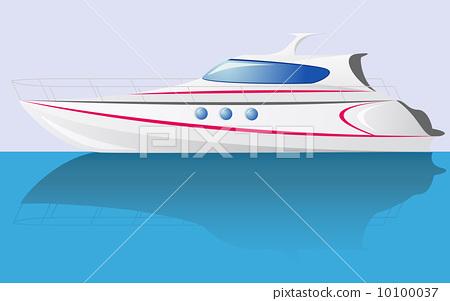 white speed yacht 10100037
