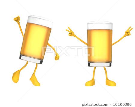 맥주 캐릭터 10100396