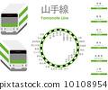 Yamanote Line 10108954