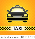 template blank taxi 10111713