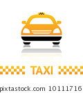 template blank taxi 10111716