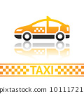 template blank taxi 10111721