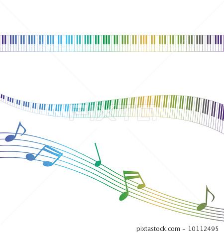 피아노 10112495