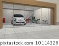 Inner garage 10114329