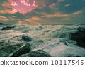 冰海霞光 10117545