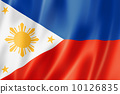 Philippines flag 10126835