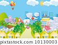 城市風光 城市景觀 市容 10130003