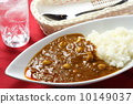 Curry and rice 10149037