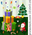 插圖 耶誕 聖誕 10164516