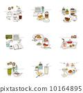 취미, 아침 식사, 아침밥 10164895