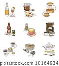 食品 食物 图标 10164934
