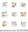 早餐 食物 食品 10164998