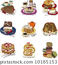 復古 圖標 麵包 10165153