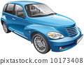 vehicle motor automobile 10173408