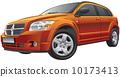 motor vehicle automobile 10173413