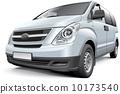 Korean light commercial vehicle 10173540