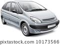 French Compact MPV 10173566