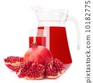 果汁 投手 石榴 10182775