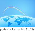 The earth 10190234