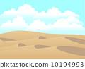 沙漠 10194993
