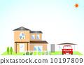 房子 房屋 新建築 10197809