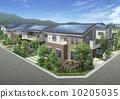 房子 家 住宅的 10205035