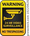 cctv, camera, surveillance 10220626