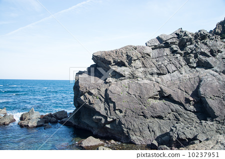 Geological heritage Muroto geopark world geopark Muroto Peninsula See the state of the seabed 16 million years ago 10237951