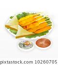 Pork Satay & Chicken Satay  10260705