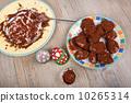 糖果 棕色 褐色 10265314