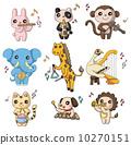 動物 音樂 樂譜 10270151