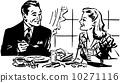 Couple Having Breakfast 10271116